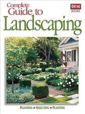 Complete Guide to Landscaping (2005, Paperback)