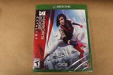Mirror's Edge: Catalyst (Microsoft Xbox One, 2016)
