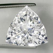 25.80 cts ULTRA RARE DIAMOND SPARKLING _ NATURAL DANBURITE - TRILLION  _ 376N