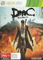 Xbox 360 Game - Devil May Cry - DMC