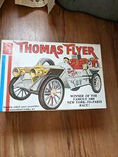 AMT THOMAS FLYER Model Kit 1:25 Scale Open Box Vintage T232