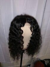 Indian Deep Wave Closure Wig