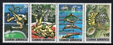 GREECE MNH 1989 SG1816-19 Modern Olympic Games