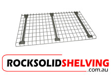 Pallet Racking Warehouse Shelving wire mesh deck boards FREE Melbourne Delivery