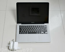 "MacBook Pro 13"" (Late 2009), 2,26 GHz, 80 GB SSD, Span. Tastatur, Display defekt"