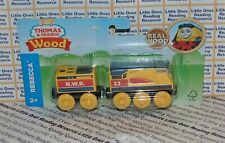 Thomas Friends Wood Wooden REBECCA Train FULLY PAINTED Fisher Price FXT43