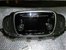 AUTORADIO ORIGINALE BLUETOOTH MONITOR CENTRALE FIAT 500 ABARTH  DAL 2015 IN POI