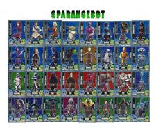 FA5 - Spar 7 - ALLE 32 Star Karten - Deutsch - Star Wars Force Attax - SERIE 5