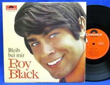 LP ROY BLACK - BLEIB BEI MIR / SONDERAUFLAGE POLYDOR - 10 ZOLL LP