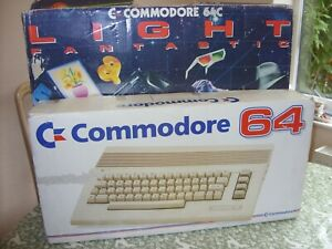 Box and polys Commodore 64C