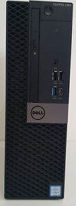 Dell Optiplex 7050 3.8GHz i5-7500 32GB Win10 512GB M2 SSD Computer Office Pc
