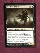 Butcher of malakir  Duel Deck Sorin vs Tibalt  VO -  MTG Magic (EX)