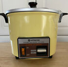 Food Steamer Rice Cooker Chime-O-Matic 5.6 Cup RD-4053 Vintage Hitachi Automatic photo