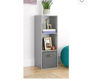 3 cube storage organizer (see my page for bins)