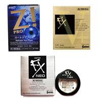 F/S Sante Santen FX NEO V-plus Rohto Z! PRO EYE DROP 3 sets JAPANESE EYEDROPS