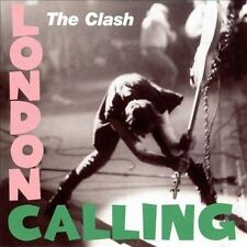 London Calling by The Clash (CD, Oct-1999, Sony/Columbia)
