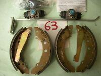 FREINS ARRIERE GOLF GTI 1600 1800 de 1978 a 1983 .MONTAGE ATE .KIT NEUF N°63
