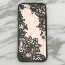 Fashion Lace Paisley Mandala Henna Floral Cover Phone Case For IPhone6s/6P/7 /7P
