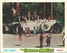 The Gnome-Mobile R1976 11x14 Lobby Card #nn  Walt Disney