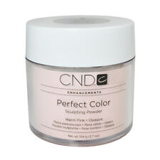 CND Creative Nail Perfect Color Powder Warm Pink - Opaque 3.7 oz