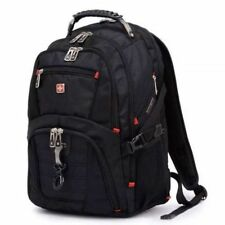NEW!MEN Waterproof  Bag Swiss Gear Travel Bags Macbook Laptop Hike Backpack
