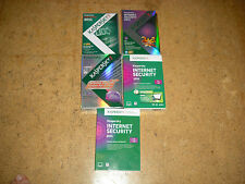 Kaspersky Internet Security 2011, 2012, 2013, 2014, 2015 OVP
