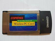 COMPAQ NC5004 PCMCIA Wireless PC Card 11 Mbps