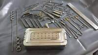 Tonsillectomy Set of 27 Pieces Surgical Instruments English Quality