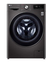 LG Waschmaschine 10,5kg WIFI Funktion Schwarz 1600U/Min TurboWash Direktantrieb