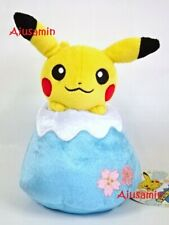 Pokemon Pikachu Peluche Pokedoll Mount Fuji 2015 Center Japón Nuevo F / S