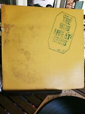 """1980 The Who """"Live At Leeds"""" 1973 Rock LP, #MCA-37000. VG +"""