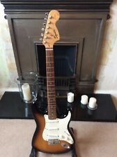 More details for fender squier stratocaster guitar