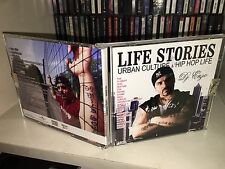 DJ ENZO LIFE STORIES RARO CD DJ GRUFF ESA CLUB DOGO VINCENZO DA VIA ANFOSSI
