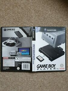 Nintendo Gamecube Gameboy Player Startup Disc PAL - CASE AND ARTWORK ONLY!