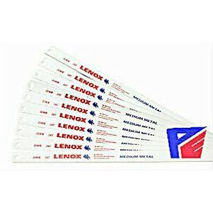 Lenox 20118232HE Bi-Metal Hacksaw Blade 12In, 32 TPI  Pack of 100