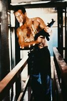 Bruce Willis Die Hard Hunky Color Barechested 11x17 Mini Poster