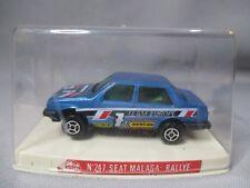 AH776 GUISVAL 1/64 SEAT MALAGA RALLYE #7 Ref 247 IN BOX