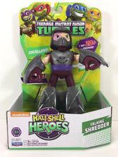 "New Nickelodeon Half Shell Heroes 6"" Ninja Turtles Talking Shredder 20+ Phrases"