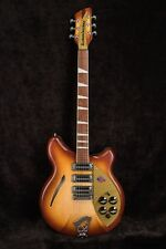 RICKENBACKER Limited Edition 370 Electric Guitar - AutumnGlo - 1 of 15 Made *NEW