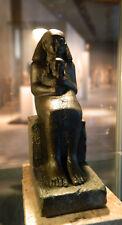 "Altägyptische Statue ""Senemut mit Prinzessin"" - 1475 v. Chr. - Karnak"