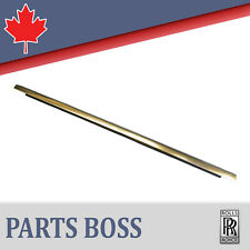 Rolls-Royce Wraith Coupe 2013-2018 Right Door Outer Weatherstrip 51337304786