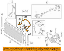 FORD OEM 13-15 Fusion Air Conditioner-Discharge Hose DG9Z19972A