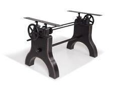 WIEN Tischgestell Tischunterteil Tischbeine verstellbar Industriedesign 110 cm