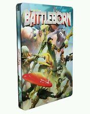 Battleborn Steelbook Case (No game included) *Brand NEW*