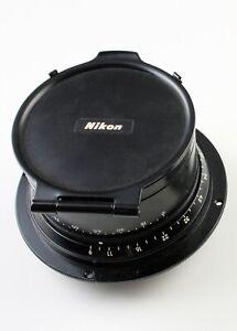 U202850 Nikon 305mm f/9 Apo-Nikkor Process Lens In Barrel As-Is