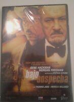 dvd  bajo sospecha    ( precintado nuevo )