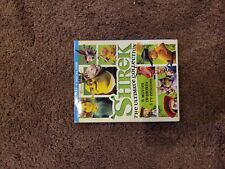 *Cracked Case* Shrek: The Ultimate Collection (Blu-ray)