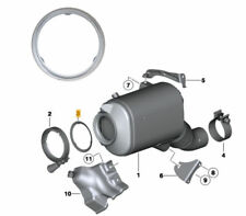 Exhaust Pipe Gasket (just before DPF)  -  ELRING 137.171