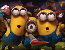 Despicable Me 2 - 3D Lenticular Poster - Party Minions