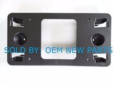 2016 2017 2018 Chevrolet Cruze Front License Plate Mounting Bracket NEW